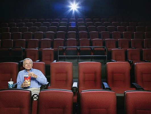 Movies, movies, movies in your own home movie theater