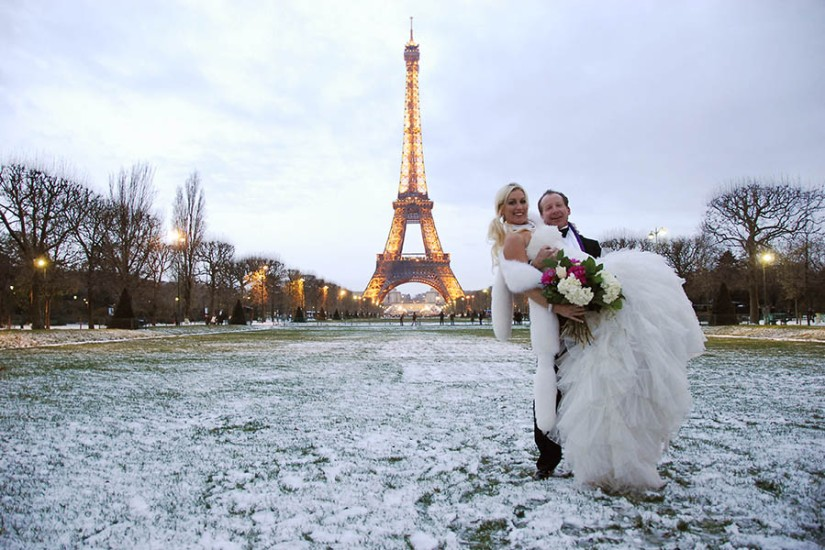 Tips for Planning an Overseas Wedding inParis